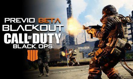 Previo Beta Blackout – Call of Duty: Black Ops 4