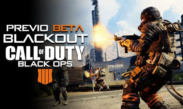 Previo Beta Blackout – Call of Duty: Black Ops 4