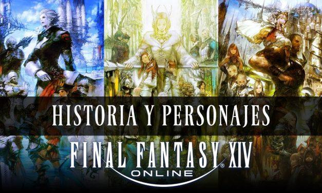 Final Fantasy XIV – Historia y Personajes