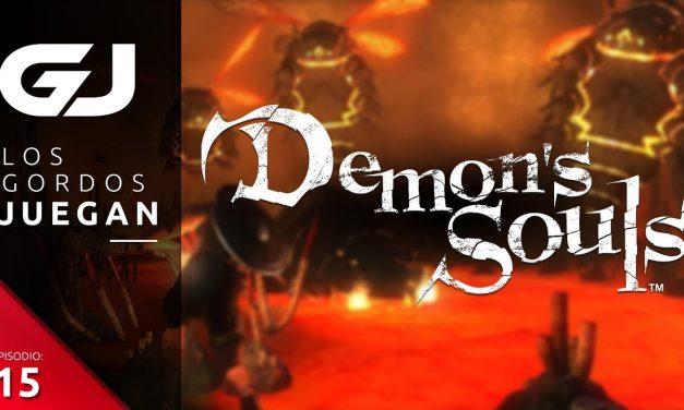 Los Gordos Juegan: Demon's Souls – Parte 15