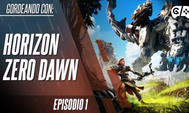 Gordeando con: Horizon Zero Dawn – Parte 1