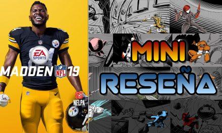 Mini-Reseña Madden NFL 19