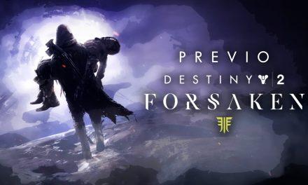 Previo: Destiny 2: Forsaken
