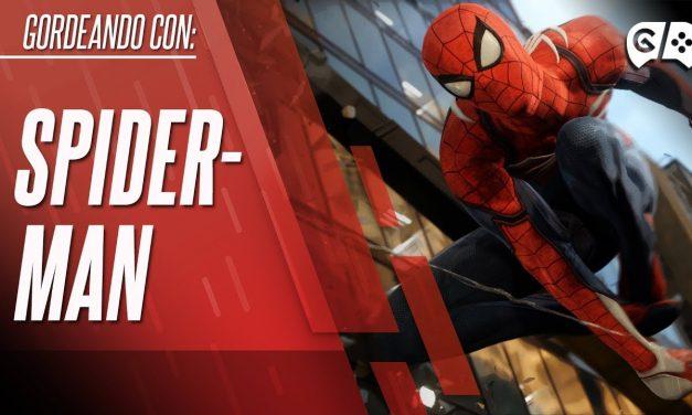 Gordeando con – Spider-Man