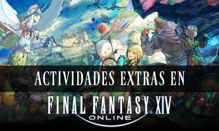 Actividades Extra en Final Fantasy XIV