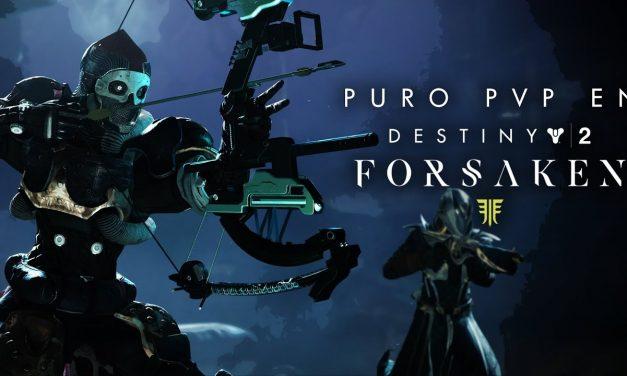 Puro PvP en Destiny 2: Forsaken