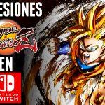 Impresiones Dragon Ball FighterZ en Nintendo Switch