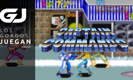 Los Gordos Juegan: Captain Commando