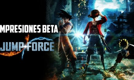 Impresiones Beta Jump Force