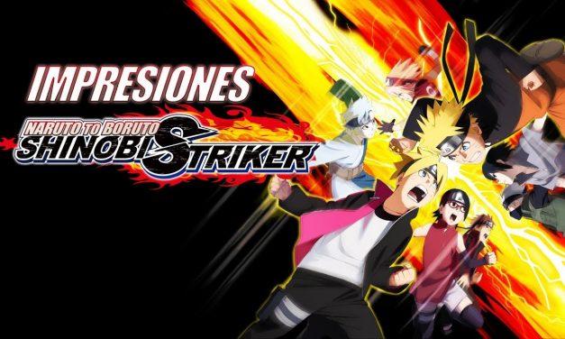 Impresiones Naruto to Boruto: Shinobi Striker