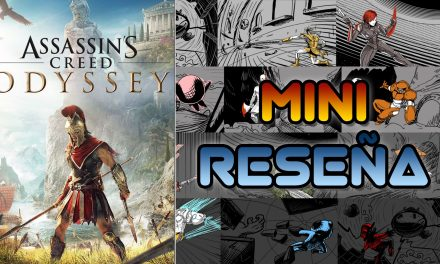 Mini-Reseña Assassin's Creed Odyssey