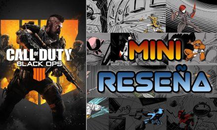 Mini-Reseña Call of Duty: Black Ops 4