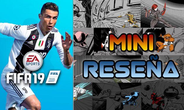 Mini-Reseña FIFA 19