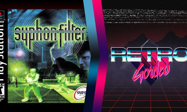 Retro Gordeo: Syphon Filter