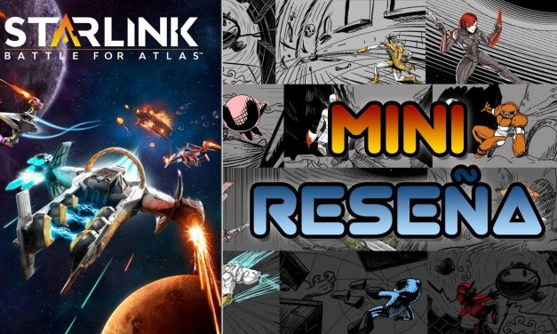 Mini-Reseña Starlink: Battle for Atlas