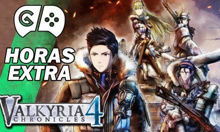 Horas Extra – Valkyria Chronicles 4