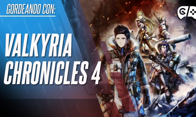 Gordeando con – Valkyria Chronicles 4