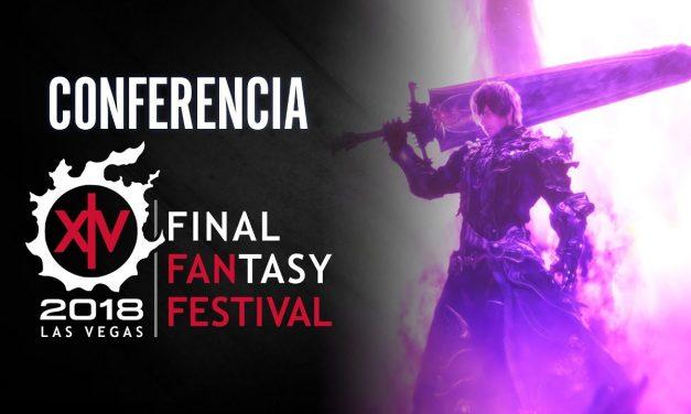 Repetición Conferencia Final Fantasy XIV Fan Festival 2018