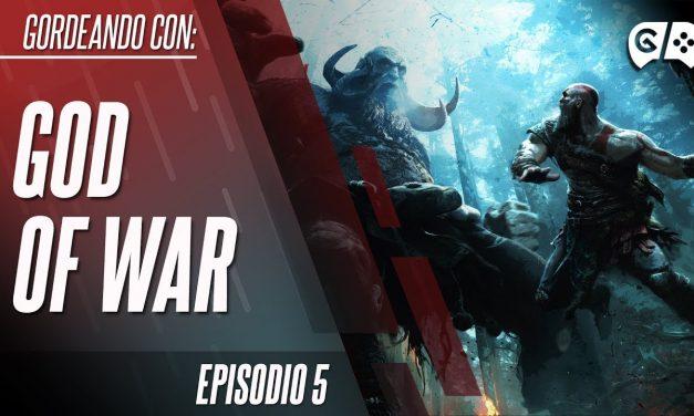Gordeando con: God of War (2018) – Parte 5