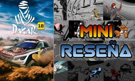 Mini-Reseña Dakar 18