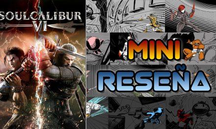 Mini-Reseña Soul Calibur VI
