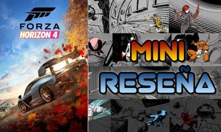 Mini-Reseña Forza Horizon 4