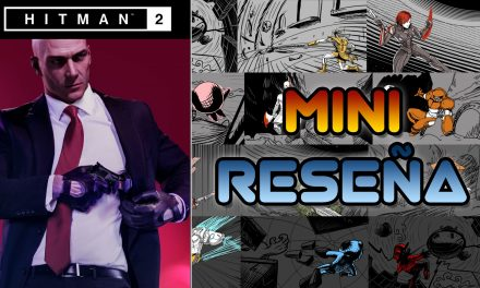 Mini-Reseña Hitman 2