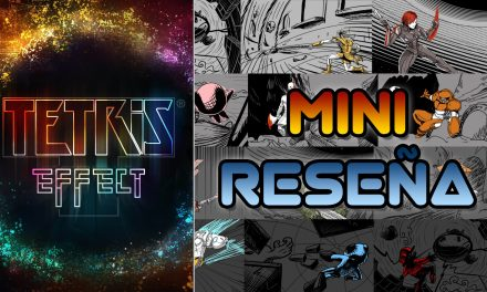 Mini-Reseña Tetris Effect