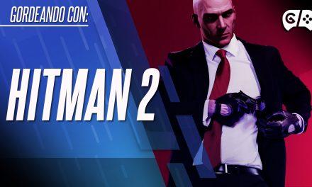 Gordeando con – Hitman 2