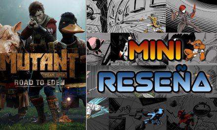 Mini-Reseña Mutant Year Zero: Road to Eden
