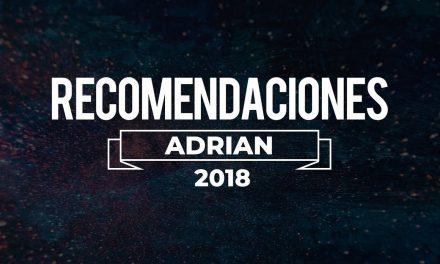 Los Juegos Preferidos de Adrian de 2018