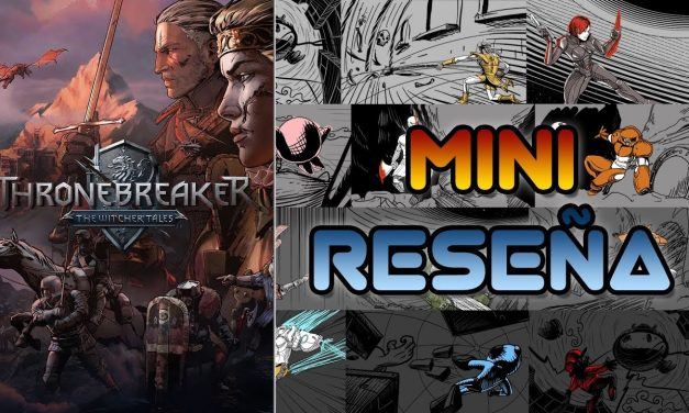 Mini-Reseña Thronebreaker: The Witcher Tales