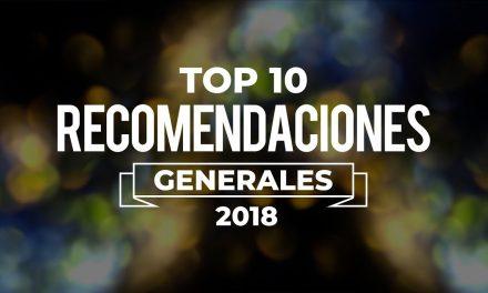 Top 10: Nuestros Juegos Preferidos del 2018