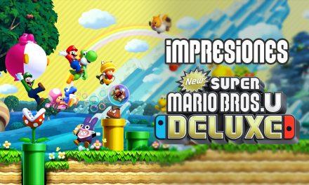 Impresiones New Super Mario Bros U Deluxe