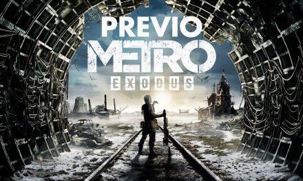 Previo Metro Exodus