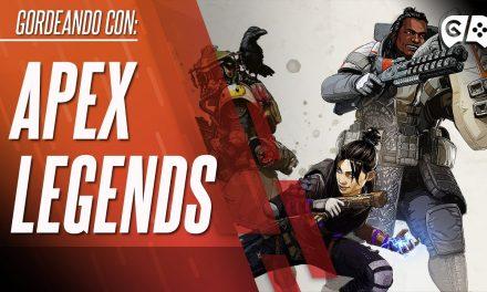 Gordeando con – Apex Legends