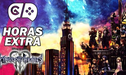 Horas Extra – Kingdom Hearts III