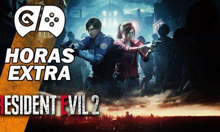 Horas Extra – Resident Evil 2 Remake