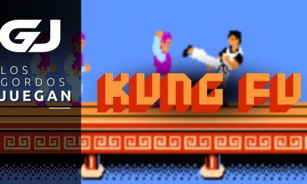 Los Gordos Juegan Kung-Fu