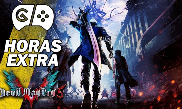 Horas Extra – Devil May Cry 5