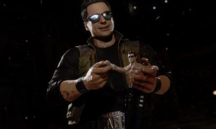 Johnny Cage ha vuelto y su Fatality está genial