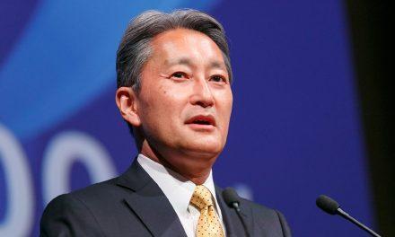 Kaz Hirai, el presidente de Sony, se retirará definitivamente en junio