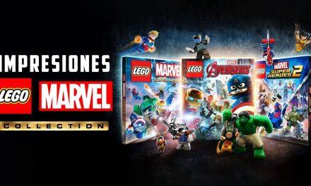 Impresiones LEGO Marvel Collection