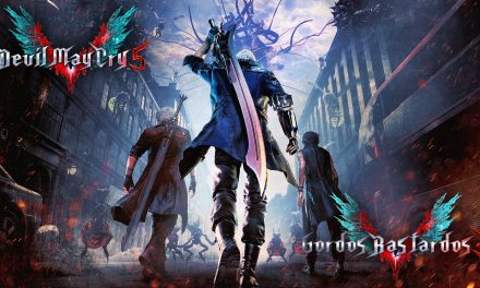 Reseña Devil May Cry 5