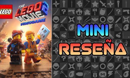 Mini Reseña The Lego Movie 2