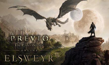 Previo The Elder Scrolls Online: Elsweyr