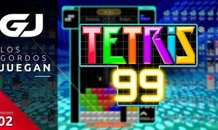 Los Gordos Juegan Tetris 99 – Parte 2