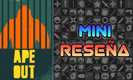 Mini-Reseña Ape Out