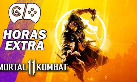 Horas Extra – Mortal Kombat 11