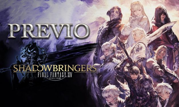 Previo Final Fantasy XIV: Shadowbringers